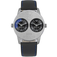 Montre SERGE BLANCO Rugby Dual Time - SB1130-1