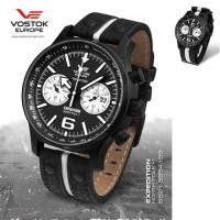 Montre Vostok Expedition North Pole 1 Chrono - 6S21-5954199