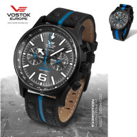 Montre Vostok Expedition North Pole 1 Chrono - 6S21-5954198