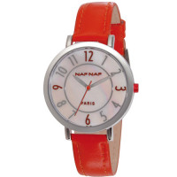 Montre NAF NAF  Dianna orange - N10132-211