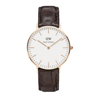 Montre Daniel Wellington York unisexe - W0510DW