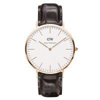 Montre Daniel Wellington York homme - W0111DW