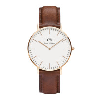 Montre Daniel Wellington St Andrews unisexe - W0507DW
