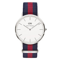 Montre Daniel Wellington Oxford homme - W0201DW