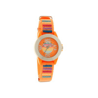 Montre LITTLE MARCEL LM37 orange femme LM37OGNY