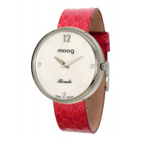 Montre Moog Paris  perle Time To  Change - M41671-017