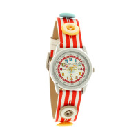 Montre LITTLE MARCEL  Fille rose - LMP06RDC