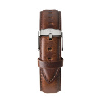 Bracelet St Andrews 20mm Daniel Wellington  mixte Marron - W0407DW