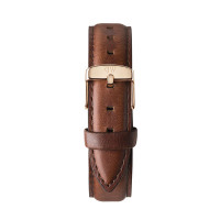Bracelet St Andrews 18mm Daniel Wellington  mixte Marron - W0707DW