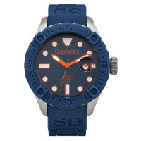 Montre SUPERDRY Homme Bleu et Bleu-Orange - SYG140U