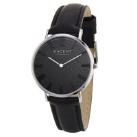 Montre Axcent Career Unisexe Noir - IX57104-03