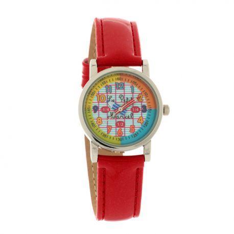 Montre Little Marcel Fille Multicolore - LMP08RDC
