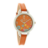 Montre Little Marcel Femme Orange - LM58OGC