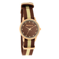 Montre Little Marcel Femme Marron - LM57GBRNY
