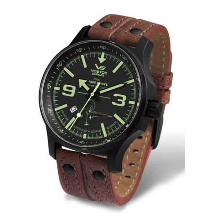 Montre Vostok Homme Modèle Expedition Marron - NH35A/5954334