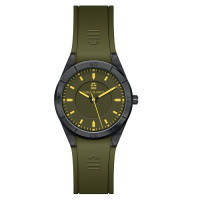 Montre Mixte SERGE BLANCO modèle ALL COLOR Vert - SB1095/8