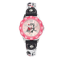 Montre LuluCastagnette Fille Rose - 38755
