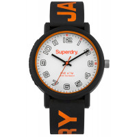 Montre Campus Superdry Unisexe Blanc - SYG196OB