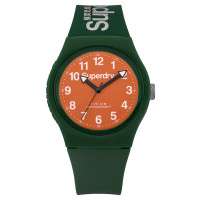 Montre Urban Superdry Unisexe Orange - SYG164ON