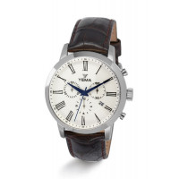 Montre Multifonctions YEMA Homme Blanc - YMHF1223