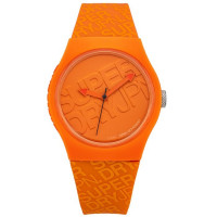 Montre Superdry Mixte modèle Urban Orange - SYG169O