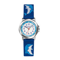Montre Trendy Kiddy Mixte Bleue - KL374