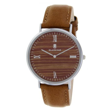 variété de dessins et de couleurs super mignon outlet Montre BLACK OAK Femme Bois marron BX92004-206 - Boutikenvogue.com