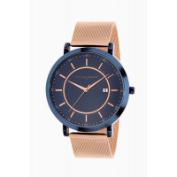 Montre  WILLIAM GREGOR 1791  Mixte Bleu - BWG10023G-517