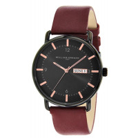 Montre  WILLIAM GREGOR 1791  Mixte Noir - BWG10001G-903