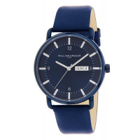 Montre  WILLIAM GREGOR 1791  Mixte Bleu - BWG10001G-508