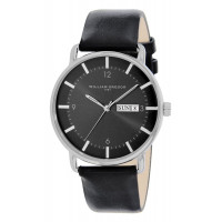 Montre  WILLIAM GREGOR 1791  Homme Noir - BWG10001-203