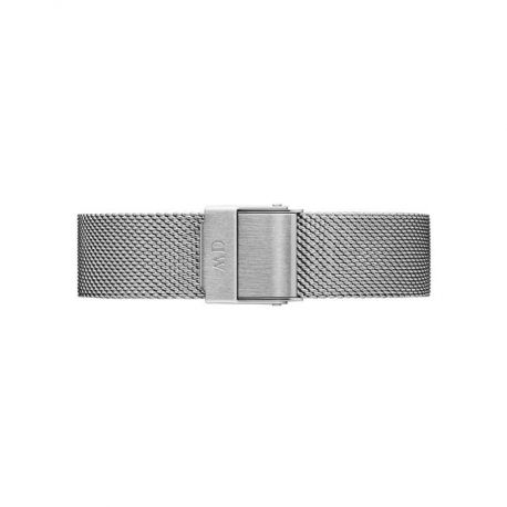 Bracelet Daniel Wellington Petite Sterling Metal mesh 14mm SV - DW00200140