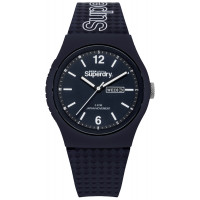 Montre Urban Day-Date Superdry Homme Bleu - SYG179UU