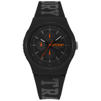 Montre Urban Track & Field Multi Superdry Homme Noir - SYG188BB