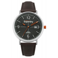 Montre Oxford Field Superdry Homme Gris - SYG190BR