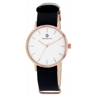 Montre James And Son Homme Blanc - JAS10121-801