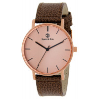 Montre James And Son Homme Rose - JAS10081-812