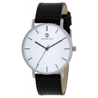 Montre James And Son Homme Blanc - JAS10081-201