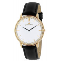 Montre James And Son Homme Blanc - JAS10051-101
