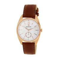 Montre James And Son Homme Blanc - JAS10091-806