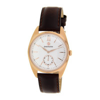 Montre James And Son Homme Blanc - JAS10091-805