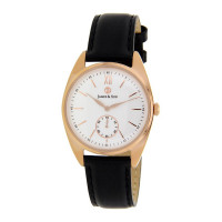 Montre James And Son Homme Blanc - JAS10091-801
