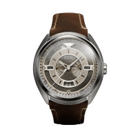 Montre Homme REC Watches Marron modèle 901 Porsche 911 - 901-02