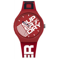 Montre Urban XL Street Superdry Homme Rouge - SYG226R