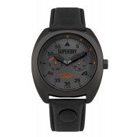Montre Infantry Aviator Superdry Homme Gris - SYG229BB