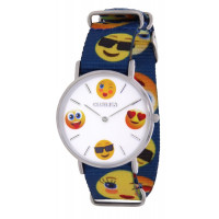 Montre  CLUELESS Smiley Femme Multicolore - BCL10118-013