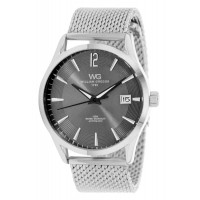 Montre Automatique WILLIAM GREGOR 1791 Homme Gris - BWG30093-1