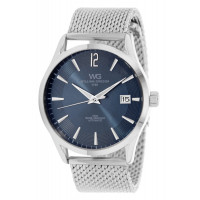Montre Automatique WILLIAM GREGOR 1791 Homme Bleu - BWG3093-2