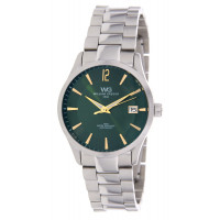 Montre Automatique WILLIAM GREGOR 1791 Homme Vert - BWG3093-207