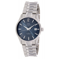 Montre Automatique WILLIAM GREGOR 1791 Homme Bleu - BWG3093-208